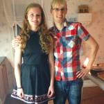 Sara och Johannes Eriksson